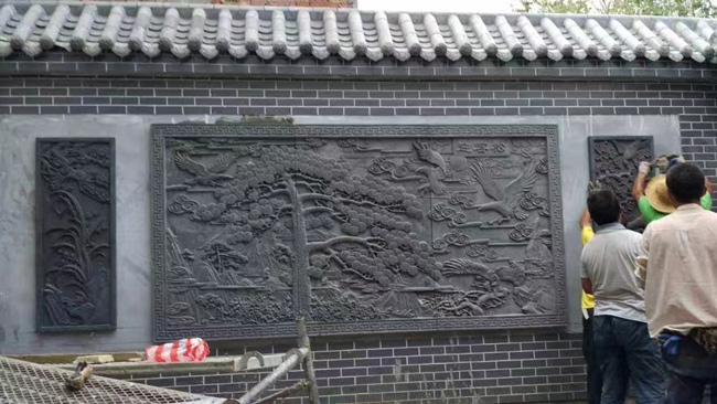 弘昌弘砖雕设计